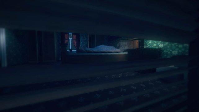 Innovativer Grusel: Die Nacht aus Sicht eines Kleinkindes in Among the Sleep.
