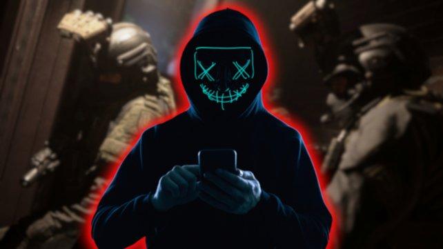 Hacker erpressen Spieler in CoD: Warzone. Bildquelle: Getty Images/ AlexVolot