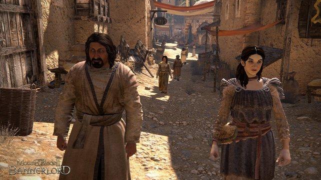 In Mount & Blade 2: Bannerlord könnt ihr euch auf Patnersuche begeben.