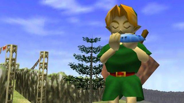 Viele von euch wünschen sich ein Remake zu The Legend of Zelda - Ocarina of Time.