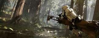 """Electronic Arts über Star Wars Battlefront: """"Es könnte Spieltiefe fehlen"""""""