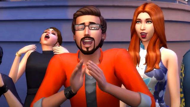"""""""Die Sims 4""""-Fans sind aus dem Häuschen: Ein Möbelstück findet nach etlichen Jahren endlich den Weg ins Spiel."""
