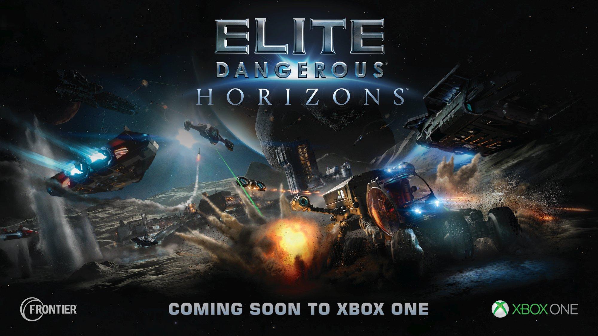 Elite - Dangerous Horizons