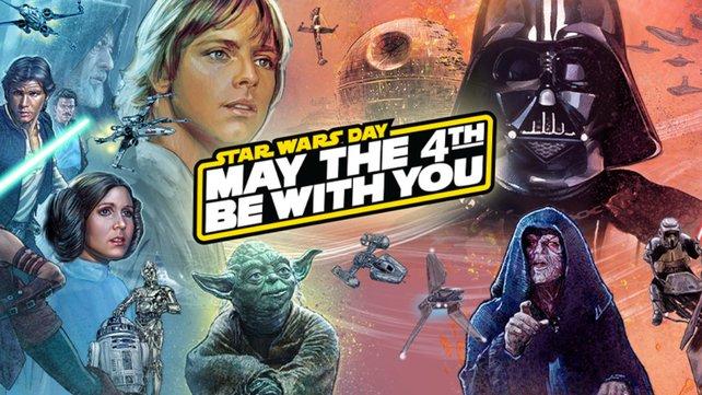 Die besten Angebote zum Star Wars Day - unsere Auswahl (Bildquelle: gog.com).