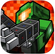 Arms Craft - Pixel Space Gun Adventure FPS