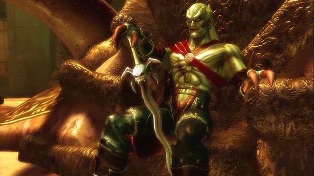 """Blütfürst Kain aus der """"The Legacy of Kain""""-Reihe ist bereits eine Legende."""
