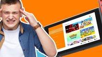 <span>Nintendo-Fans</span> beschweren sich über schrecklichen eShop der Switch