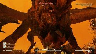 Atomexplosion lässt gigantisches Monster erscheinen