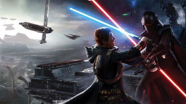 Auch auf das beliebte Jedi: Fallen Order bekommt ihr im PS4-Sale einen großen Rabatt.