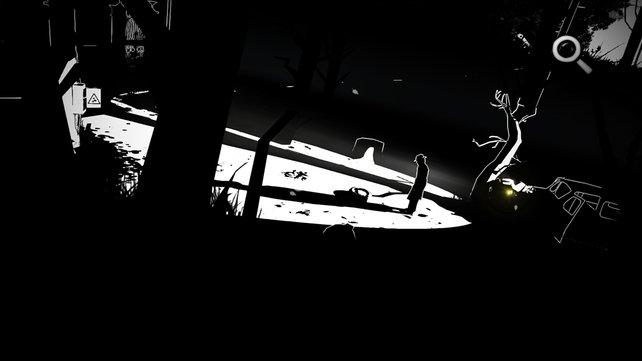 In White Night vereinen sich alle Elemente des Spiels zu einer Gesamtheit.