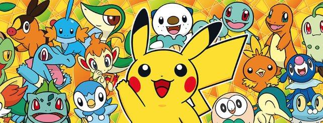 Aus über 800 Pokémon wurde nun die ultimative Top 10 gewählt.