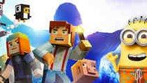 <span></span> Neues für Android und iPhone - Folge 47: Mit Minecraft, Guitar Hero und Pac-Man