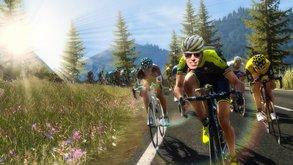 Auf Stützrädern zur Tour de France 2018
