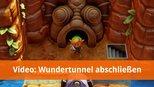 Videolösung für den Wundertunnel