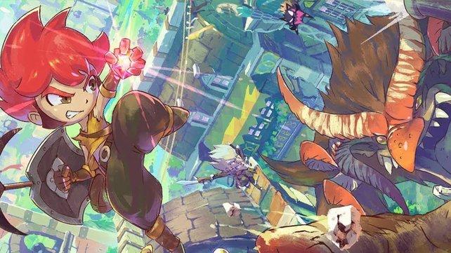 Little Town Hero - Ein RPG von den Pokémon-Erfindern.