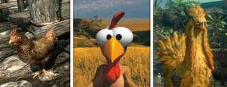 Specials: Gefiederter Tod oder nur Energiezufuhr? - Die Rolle von Hühnern in Videospielen