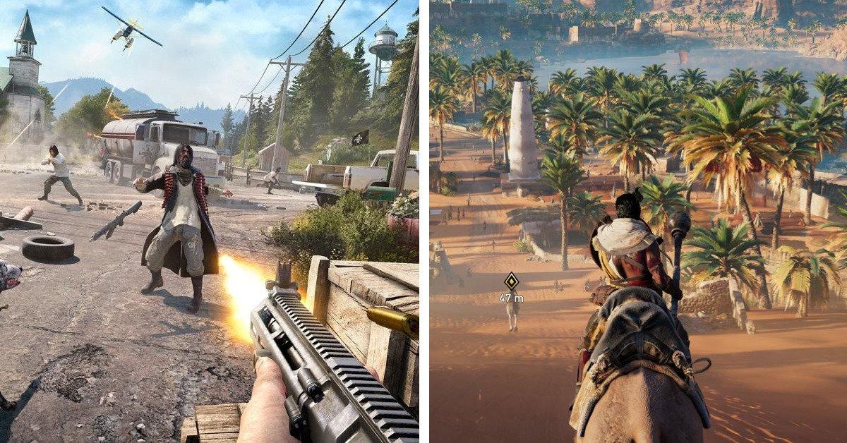 Far Cry 5 Wolfsköder Karte.Far Cry 5 Das Bisher Zweiterfolgreichste Spiel Von Ubisoft
