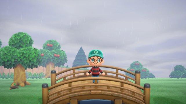 Brücken und Aufgänge sind in Animal Crossing: New Horizons zwar praktisch, aber auch sehr kostspielig.