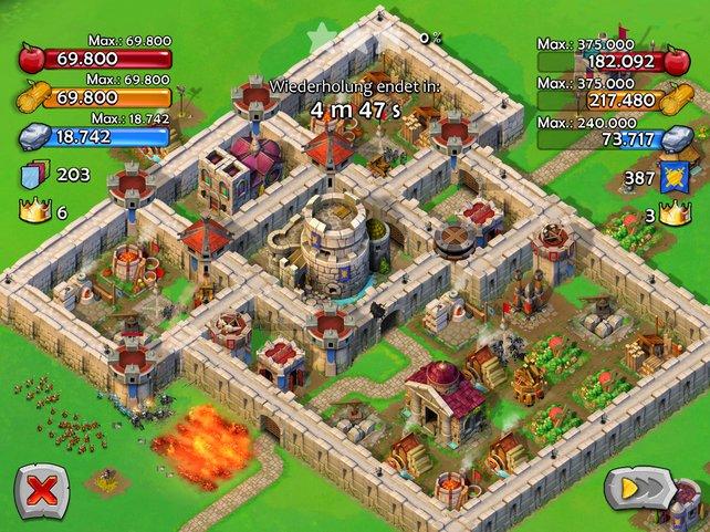 Age of Empires pfeift auf seine spielerischen Wurzeln und klaut bei der Konkurrenz.