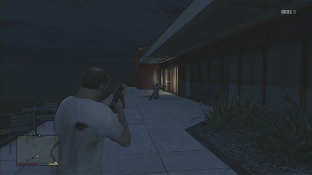 Noch eine Schießerei, eine Entführung...