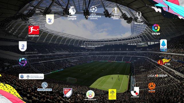 In diesem Guide listen wir alle Lizenzen und damit einhergehend alle Mannschaften sowie alle Ligen für euch auf.
