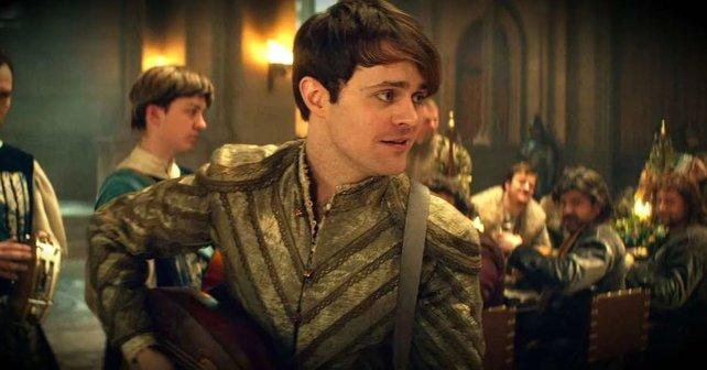 Der Song stammt in der Netflix-Serie von Barde Rittersporn, der damit das Ansehen seines Hexer-Freundes aufbessern möchte.