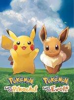 Pokémon - Let's Go, Pikachu & Let's Go, Evoli