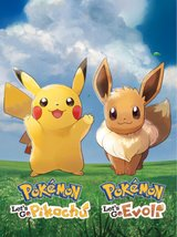 Pokémon - Let's Go, Pikachu & Let's Go, Evoli