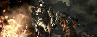 """Panorama: Dark Souls 3: Neue Trollmöglichkeit """"Brett vorm Kopf"""""""