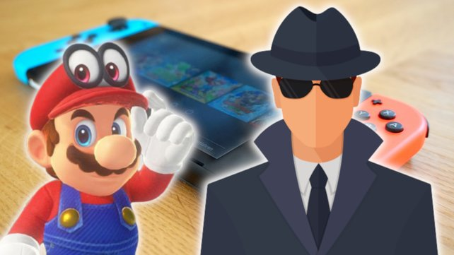 Nintendo beobachtet Hacker. Bildquelle: GIGA/ Getty Images/ Vitaly_Art