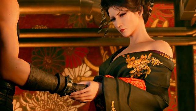 """Die gute Madame M ist eine vielgerühmte Meisterin der """"Handentspannung""""."""