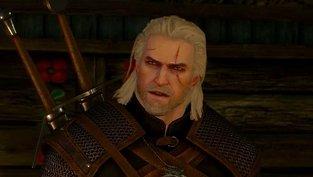 Seltsamer Bug lässt Geralt 30 Jahre jünger aussehen