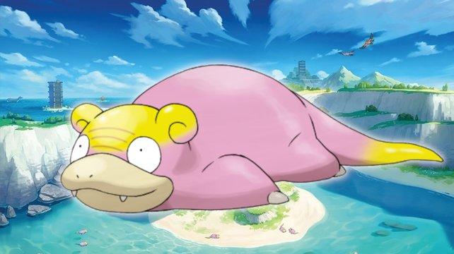 Für Lahmus als euren Pokémon-Weggefährten braucht ihr viel Geduld.