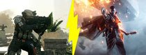 Battlefield 1: Sportlicher Konkurrenzkampf mit Call of Duty - Infinite Warfare