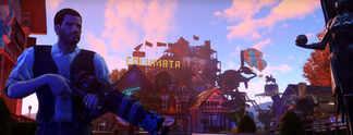 Fallout 4: Spieler erschafft Bioshock-Infinite-Siedlung