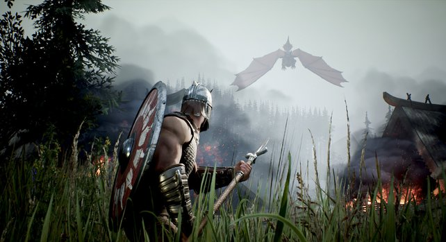 Rune 2 ist das wohl letzte Spiel des amerikanischen Entwicklers.