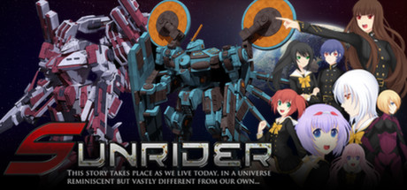 Sunrider - First Arrival