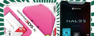Deals: Schnäppchen des Tages: Nintendo 3DS XL im Angebot