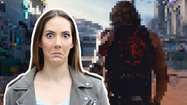 Kann man Cyberpunk 2077 auch auf einer uralten Grafikkarte spielen? Ja, das geht! Das Ergebnis ist jedoch alles andere als schön. (Bildquelle: CD Projekt Red / Getty Images – AntonioGuillem)
