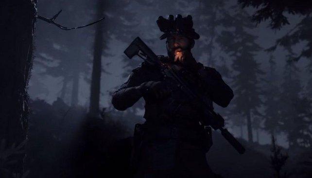 """Captain Price wird auch im neuesten """"Modern Warfare""""-Ableger seinen Auftritt haben."""
