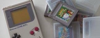 """Retro Zocken mit cooler """"Game Boy""""-Hülle"""