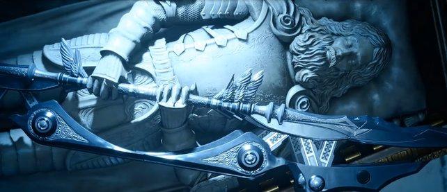 Diese einzigartigen Königswaffen dürft ihr schon bald im Kampf gegen das Böse einsetzen.