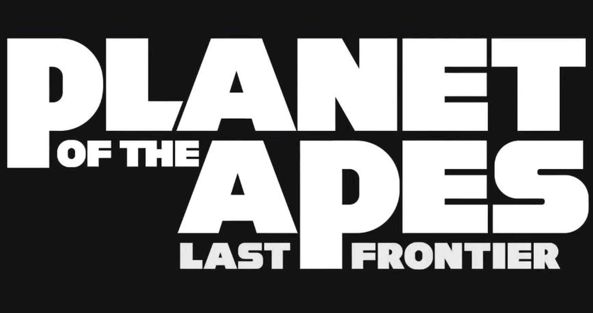 Planet of the Apes - Last Frontier