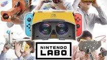 <span>Nintendo Labo - VR-Set:</span> Unterstützung für Mario und Zelda