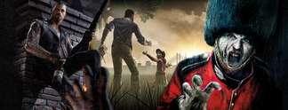 Specials: 15 empfehlenswerte Zombie-Spiele: Untote von The Walking Dead bis Day Z