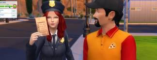 Tests: Die Sims 4 - An die Arbeit: Wenn der Beruf zum Spiel wird