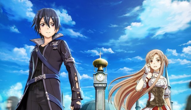 Kirito und Asuna kehren in die Welt von Sword Art Online zurück.