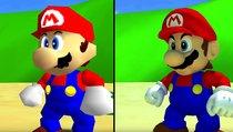 Super Mario 64 sieht auf dem PC verboten gut aus