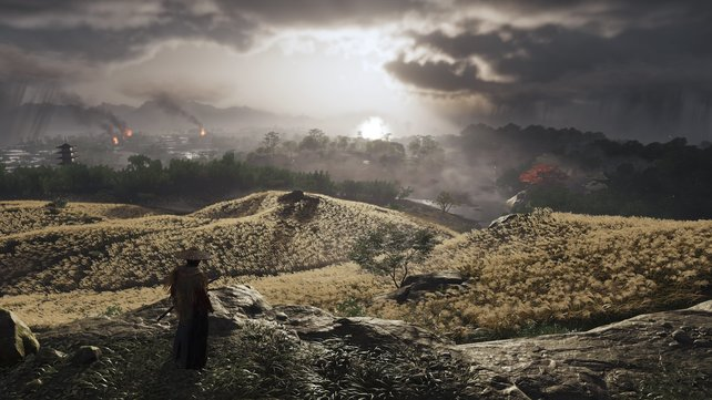 Ghost of Tsushima: Die PS4-exklusive Produktion verspricht luxuriöse Grafik.