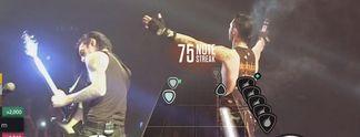Tests: Guitar Hero Live: Neustart der Serie gelungen, anderes Gitarren-Gefühl